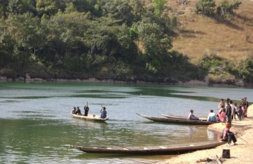 Image of Boating at Nongkhnum River