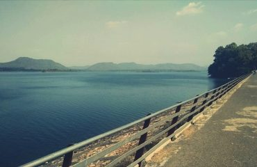 Dimna Dam main View
