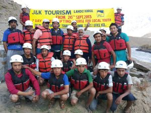 Rafting Kargil
