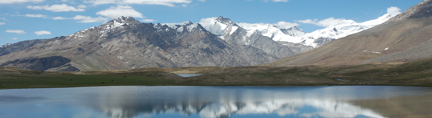 Penzila Lake Kargil
