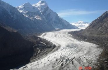 Drang-Drung Glacier at Penzila Pass