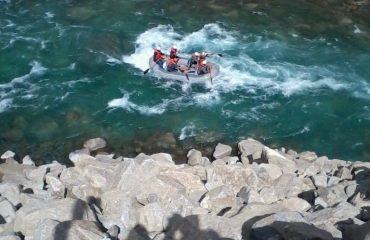 River Rafting Drass