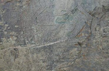 ROCK ENGRAVINGS-