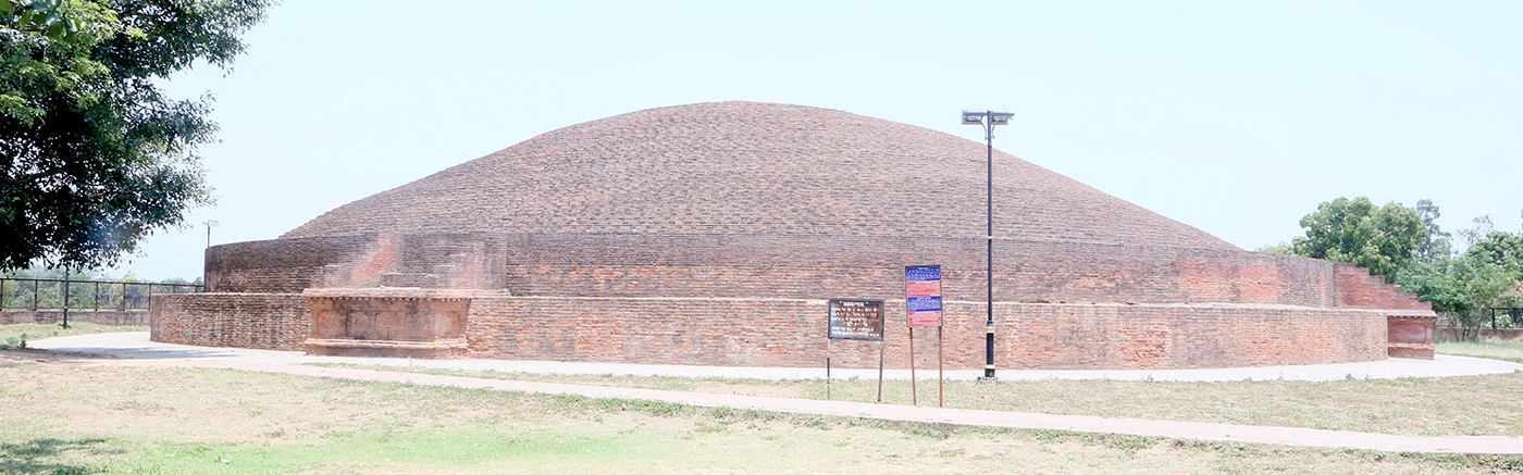 CHANETI BUDDHIST STUPA.