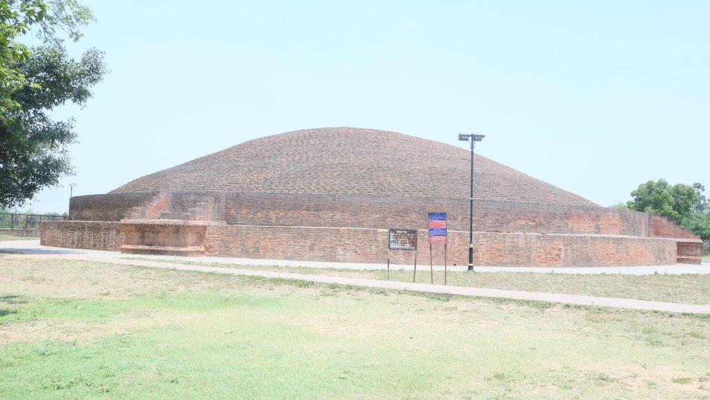 Chaneti Bodh Stupa