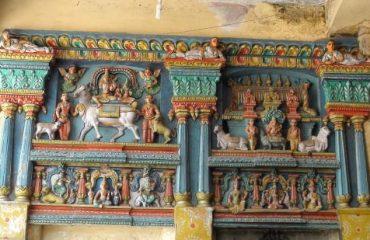 Thirugokarnam - Temple Lord Siva-Parvathi.
