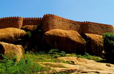 Heritage - Thirumayam Fort.