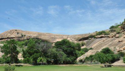 Chithannavasal - Hill.