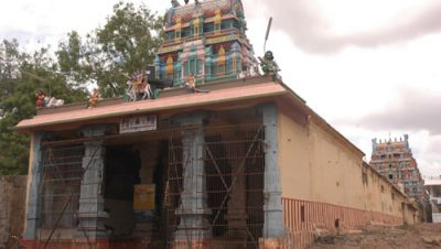 Thirugokarnam - Temple Entrance.