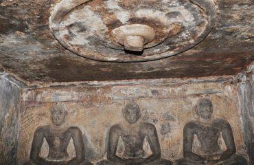 Chithannavasal - Jain Statue.