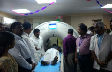 CT - Scan.
