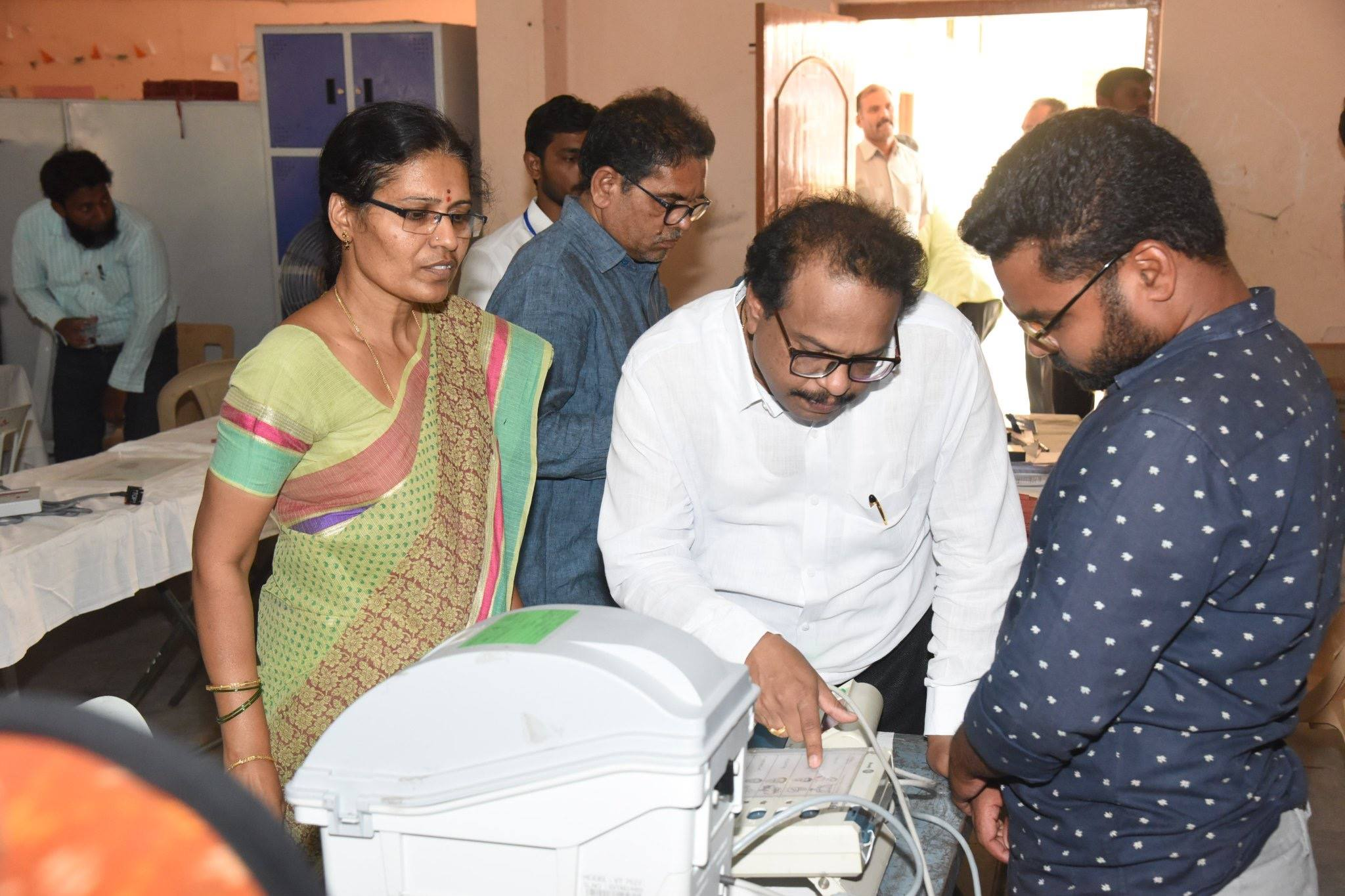ElectionTraining by DISTRICT COLLECTOR