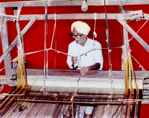 Saree Weaver