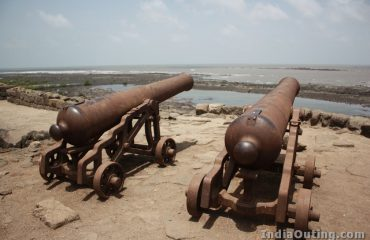 Cannons, Kulaba Fort