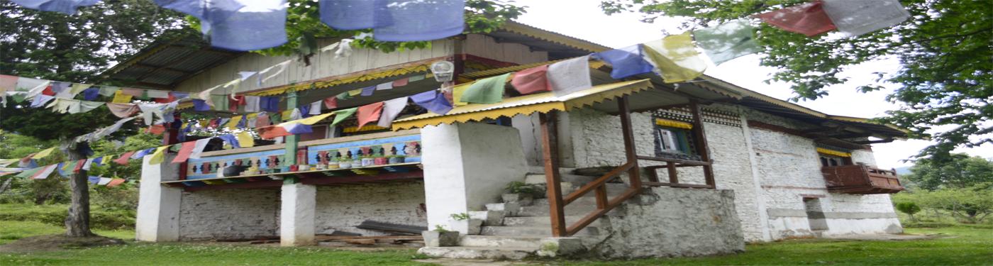 Zengbu Lhagang Gompa