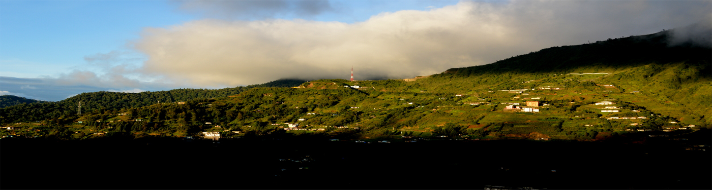 A view of New Bomdila