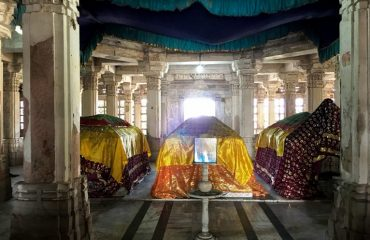 The Mausqueum of Kings and Queens, Ahmedabad