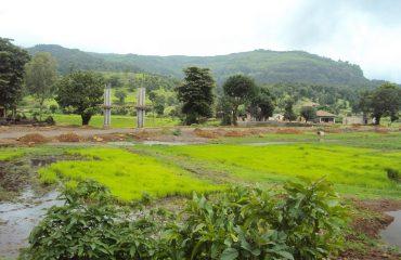 Neighborhood surrounding of Amriteshwar Temple