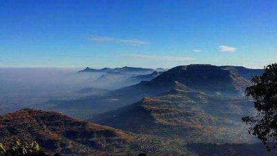Top view Kalsubai