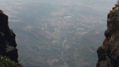 Nilwande Dam from Top