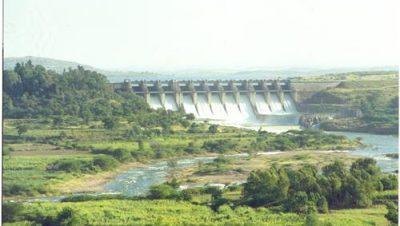 Full View of Mula Dam