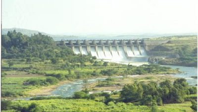 Full View of Mula Dam