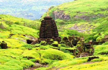 Far View of Harishchandragad
