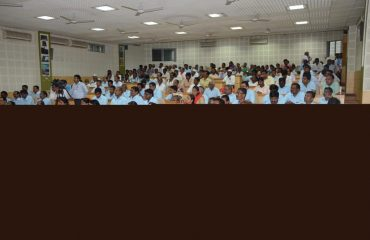 Staff present for Revenue Day Function