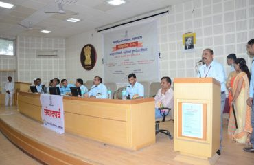 Revenue Day Function 2016 in Collector Office