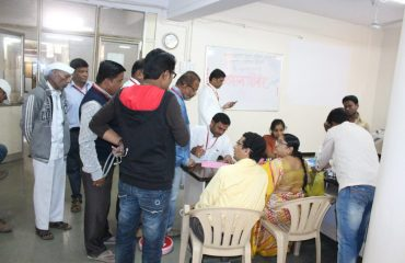 Blood Donation by Employees