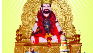 Kanifnath Temple Madhi