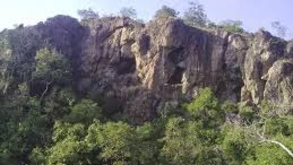 Outside View of Kachargadh
