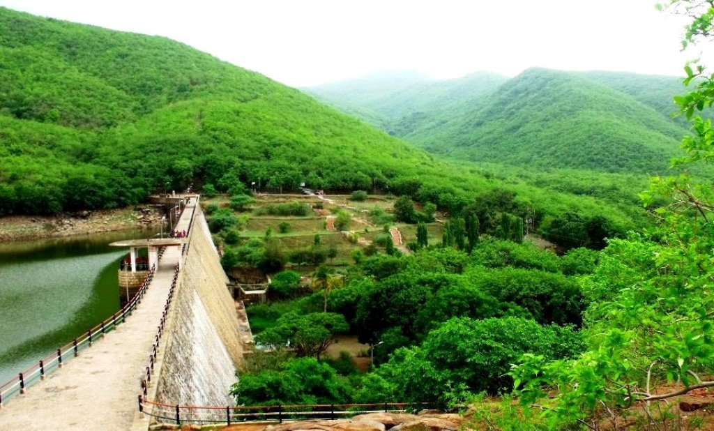 willingdon dam