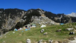Triund Trek District Kangra