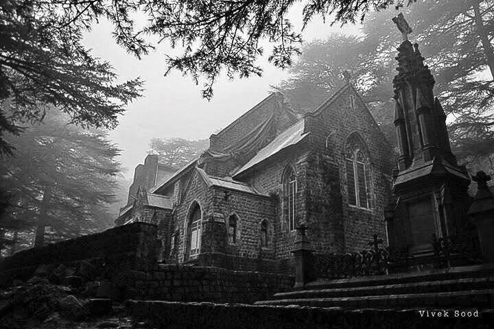 Church Mcleodganj