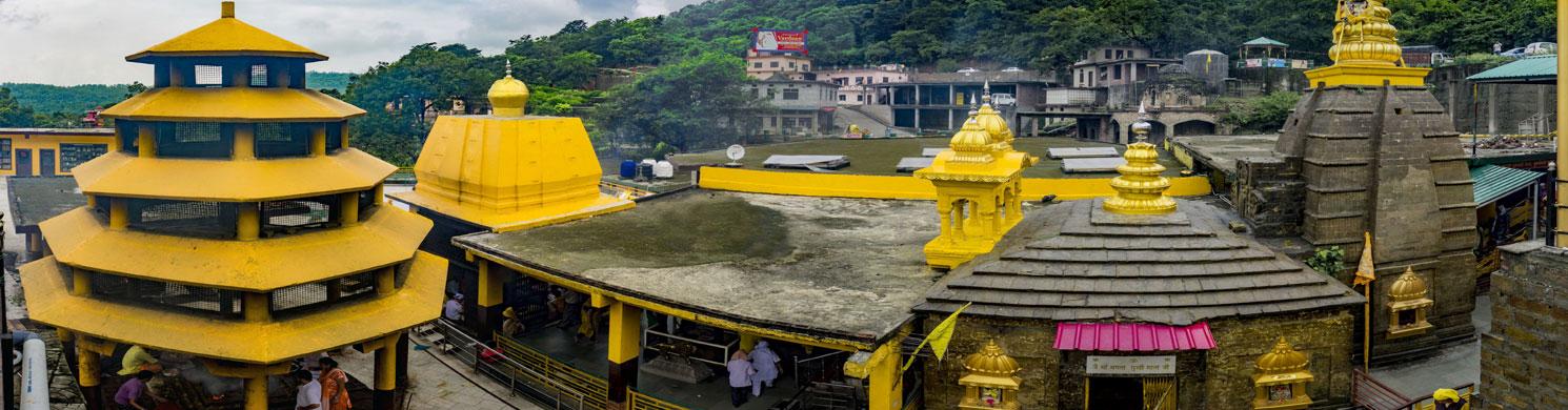 Baglamukhi Temple Kangra