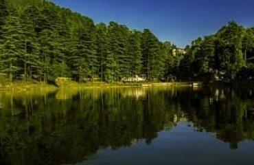 Dal Lake Dharamshla