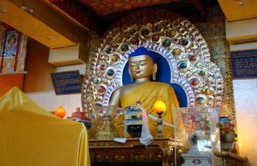 दलाई लामा मंदिर