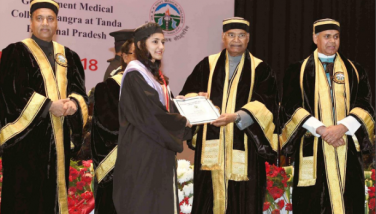 Dr. RPGMC Convocation