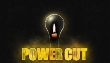 Power Cut 3rd November