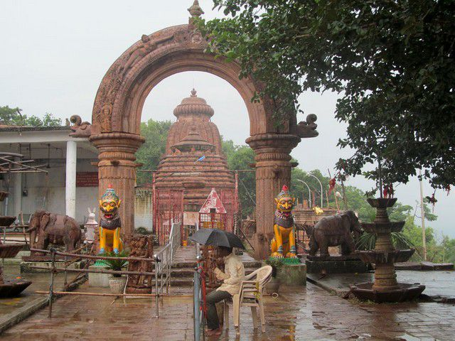 Tara Tarini Main Gate