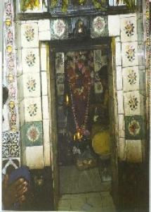 Narayani Temple idol