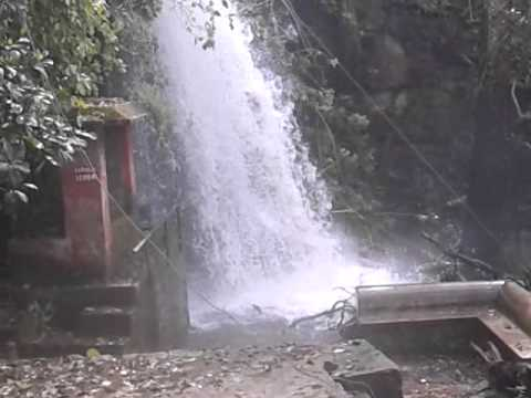 water fall at buddhakhol