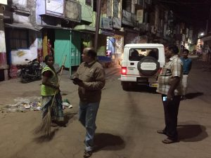 Surada Street Night Sweeping