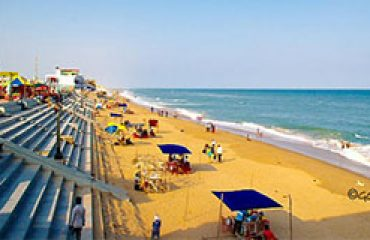 Gopalpur Sea View