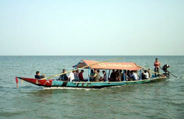 Boat Ride in Chilika