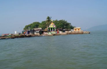 Kalijai Temple in Chilika