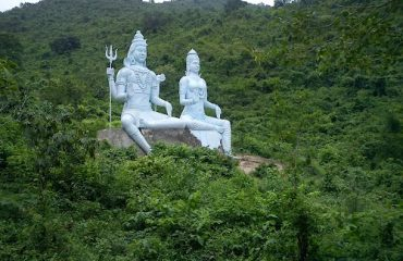 Shiv Parbati Idol Duo at Buddhakhol