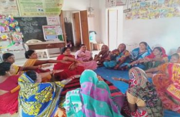 Women swears to prevent Child marriage