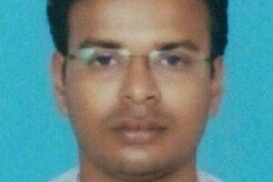 Jashmin Kumar Pradhan